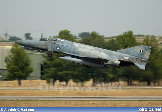 01525, McDonnell Douglas F-4E AUP Phantom II, Hellenic Air Force