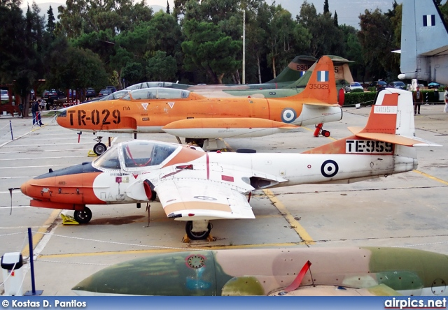 01959, Cessna T-37C, Hellenic Air Force