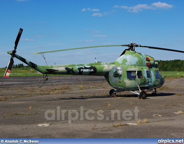04, Mil Mi-2, Lithuanian Air Force
