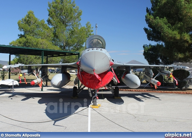 054, Lockheed F-16C Fighting Falcon, Hellenic Air Force