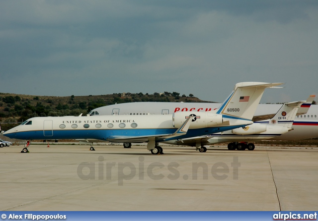 06-0500, Gulfstream V, United States Air Force