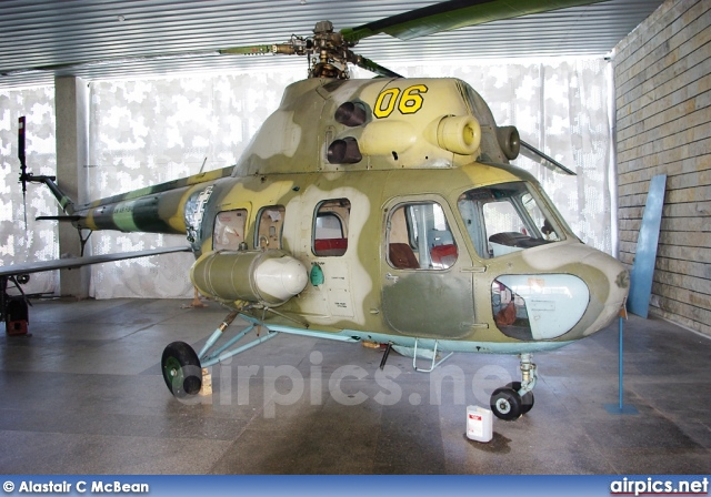 06, Mil Mi-2, Lithuanian Air Force