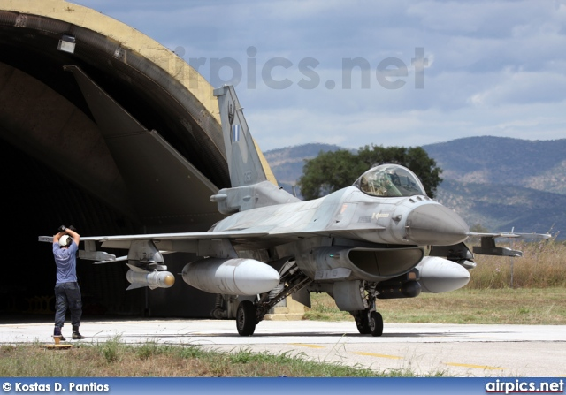 063, Lockheed F-16C Fighting Falcon, Hellenic Air Force