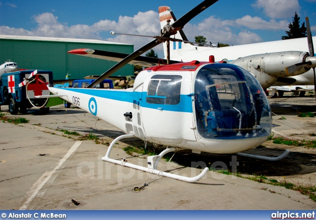 066, Bell 47J-2, Hellenic Air Force