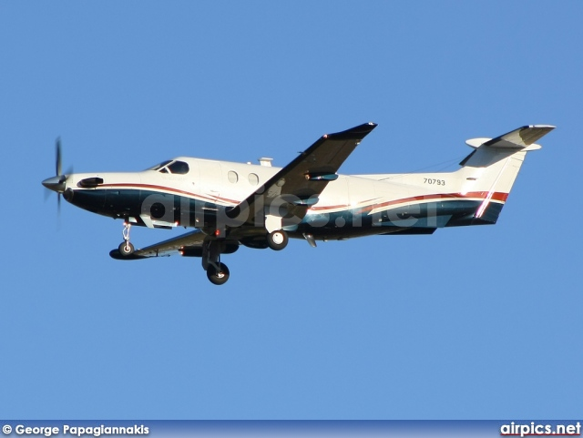 07-0793, Pilatus PC-12-47, United States Air Force