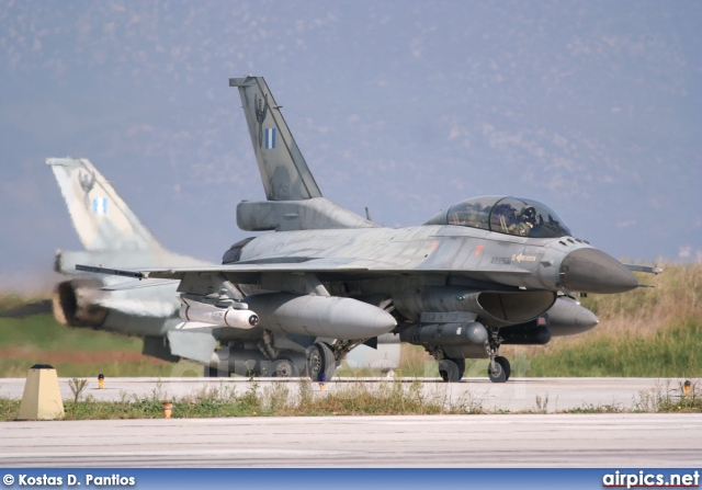 081, Lockheed F-16D Fighting Falcon, Hellenic Air Force