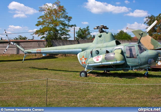 09, PZL-Swidnik SM-1, Hungarian Air Force
