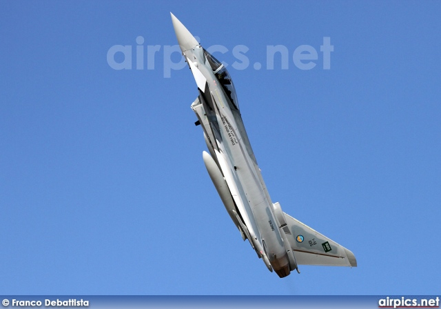 1015, Eurofighter EF2000, Royal Saudi Air Force