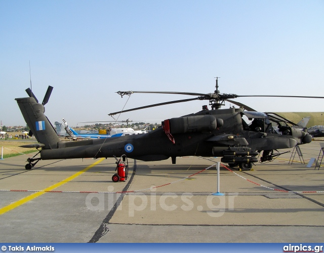 1019, Boeing (McDonnell Douglas-Hughes) AH-64A Apache, Hellenic Army Aviation