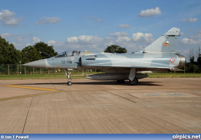 103, Dassault Mirage 2000C, French Air Force