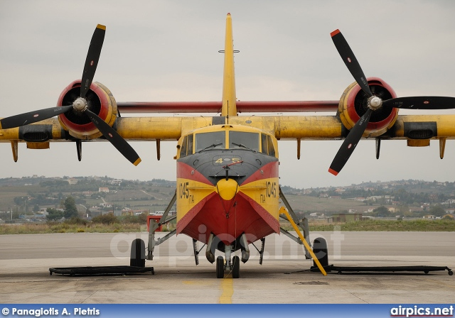 1045, Canadair CL-215, Hellenic Air Force