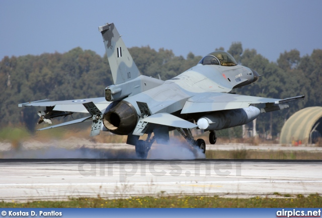 110, Lockheed F-16C Fighting Falcon, Hellenic Air Force