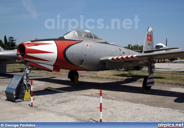 110572, Republic F-84G Thunderjet, Turkish Air Force