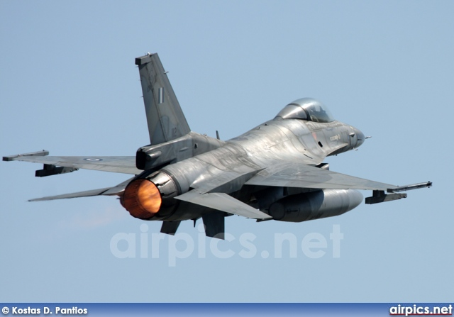 112, Lockheed F-16C Fighting Falcon, Hellenic Air Force