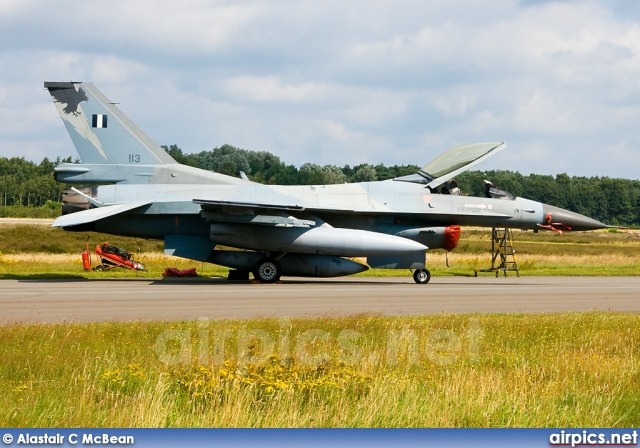 113, Lockheed F-16C Fighting Falcon, Hellenic Air Force