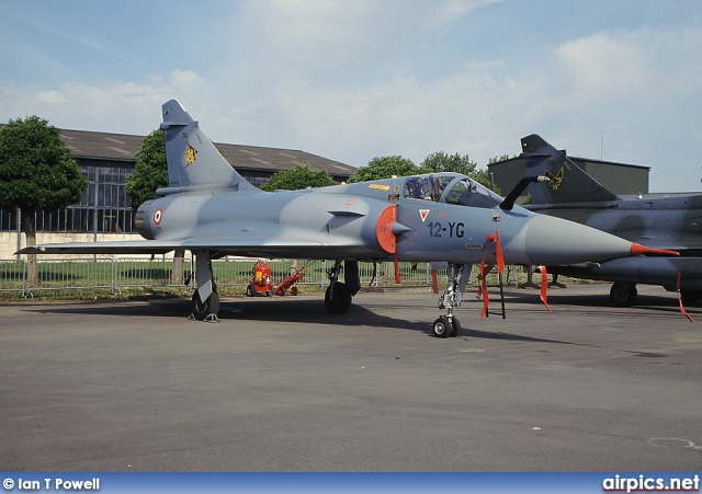 114, Dassault Mirage 2000C, French Air Force