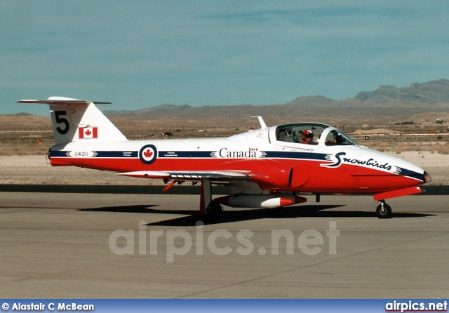 114011, Canadair CT-114 Tutor, Canadian Forces Air Command