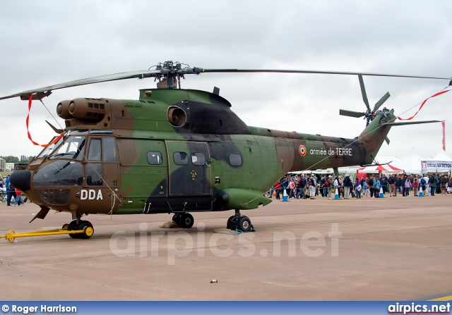 1190, Aerospatiale SA330B Puma, French Army Light Aviation