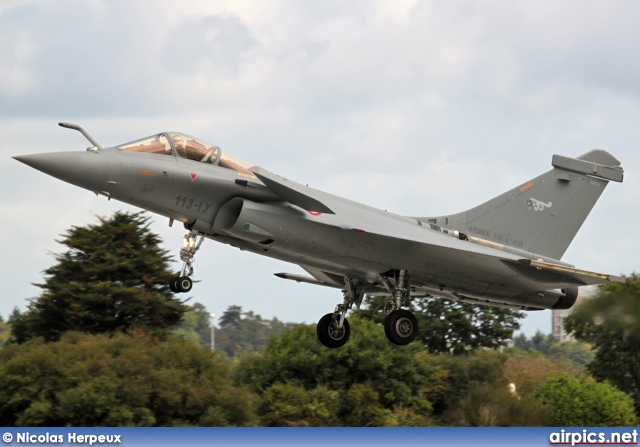 120, Dassault Rafale C, French Air Force