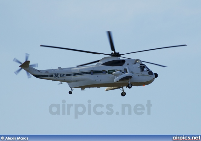 120, Westland WS-61 Sea King-HC.4, Royal Saudi Air Force