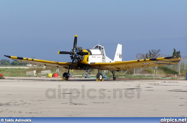 122, PZL-Mielec M-18-BS Dromader, Hellenic Air Force