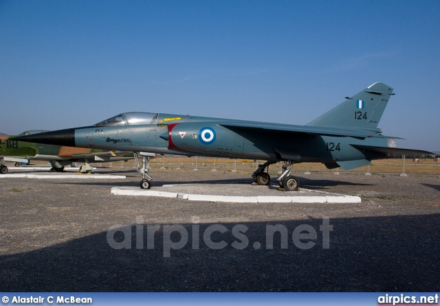 124, Dassault Mirage F.1CG, Hellenic Air Force