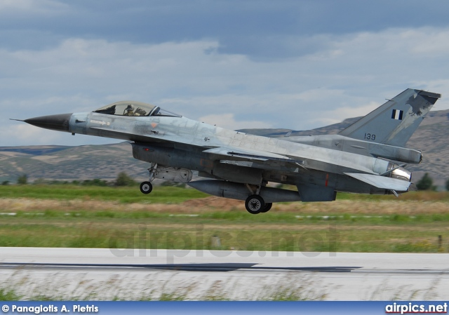 139, Lockheed F-16C Fighting Falcon, Hellenic Air Force