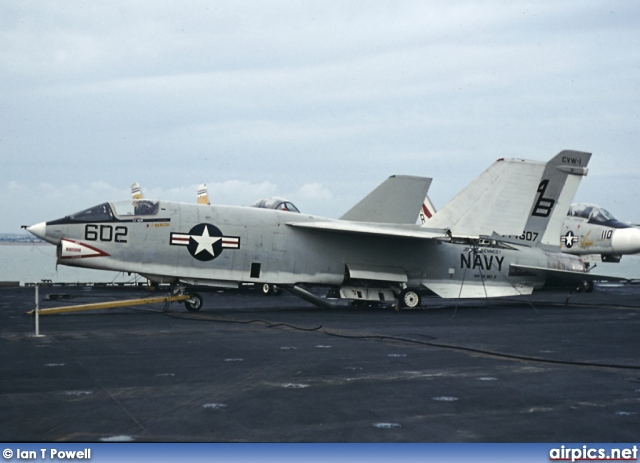 144607, Ling-Temco-Vought RF-8G Crusader, United States Navy