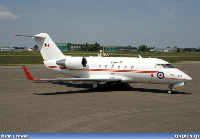 144615, Canadair CC-144B Challenger, Canadian Forces Air Command