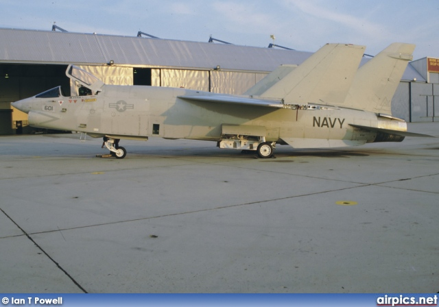 145623, Ling-Temco-Vought RF-8G Crusader, United States Navy