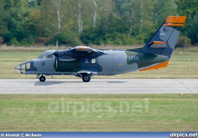 1526, Let L-410-FG, Czech Air Force