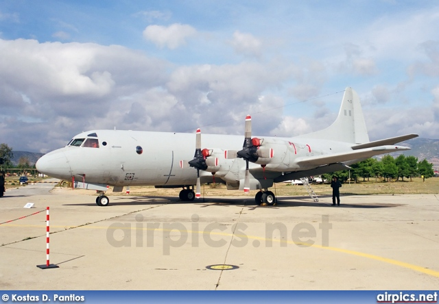 153427, Lockheed P-3B Orion, Hellenic Air Force