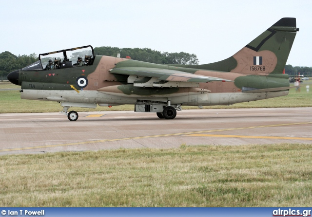 156768, Ling-Temco-Vought TA-7C Corsair II, Hellenic Air Force