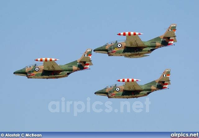 158904, North American T-2C Buckeye, Hellenic Air Force