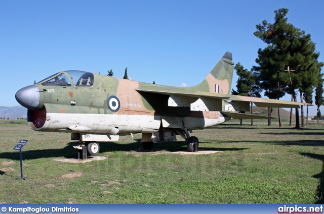 159285, Ling-Temco-Vought A-7E Corsair II, Hellenic Air Force