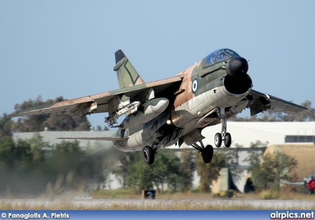 159967, Ling-Temco-Vought A-7E Corsair II, Hellenic Air Force