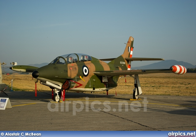 160066, North American T-2E Buckeye, Hellenic Air Force