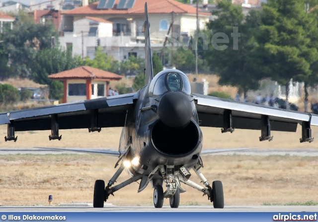 160616, Ling-Temco-Vought A-7E Corsair II, Hellenic Air Force