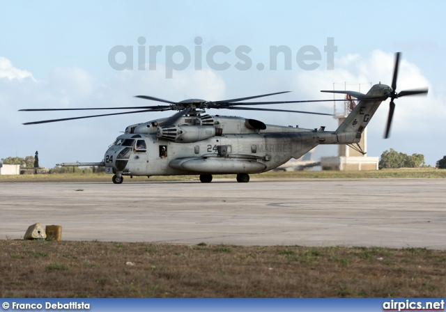 164366, Sikorsky CH-53A Sea Stallion, United States Marine Corps