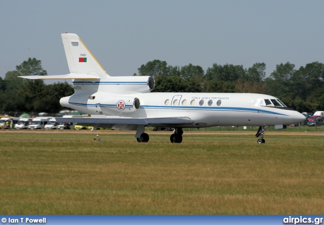 17401, Dassault Falcon-50, Portuguese Air Force