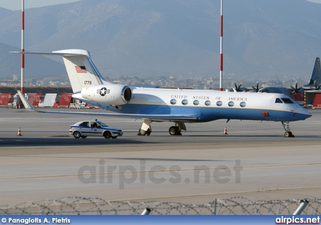 1778, Gulfstream C-37B, United States Air Force