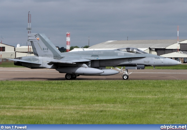 188788, Boeing (McDonnell Douglas) CF-18A Hornet, Canadian Forces Air Command