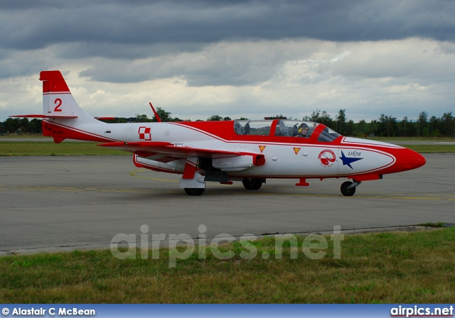 2008, PZL-Mielec TS-11 ISKRA, Polish Air Force