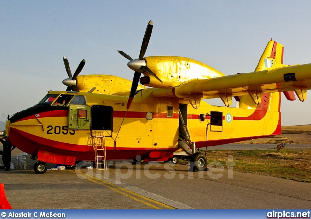 2053, Canadair CL-415, Hellenic Air Force