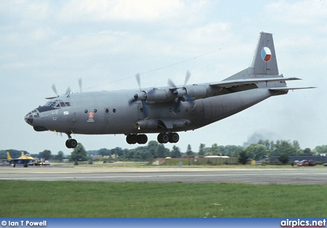 2105, Antonov An-12-BP, Czech Air Force