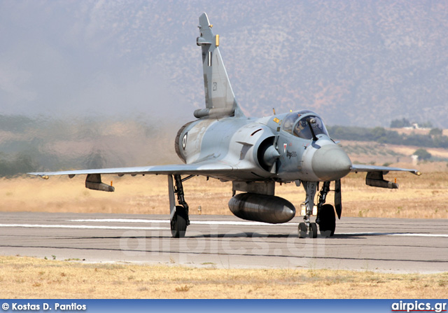 231, Dassault Mirage 2000EG, Hellenic Air Force