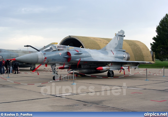 237, Dassault Mirage 2000EG, Hellenic Air Force