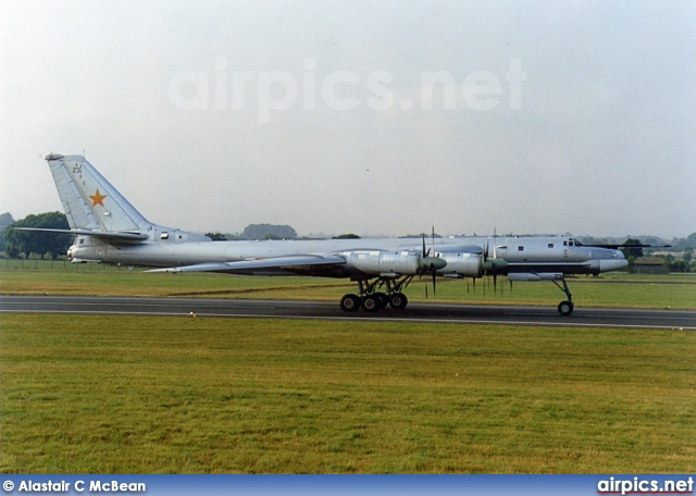 23(black), Tupolev Tu-95MS Bear-H, Russian Air Force
