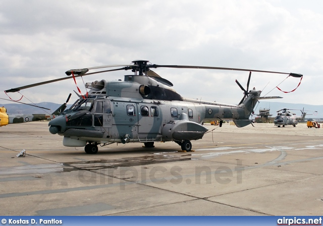 2575, Aerospatiale (Eurocopter) AS 332-C1 Super Puma, Hellenic Air Force