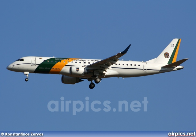 2591, Embraer ERJ 190-100AR (Embraer 190), Brazilian Air Force